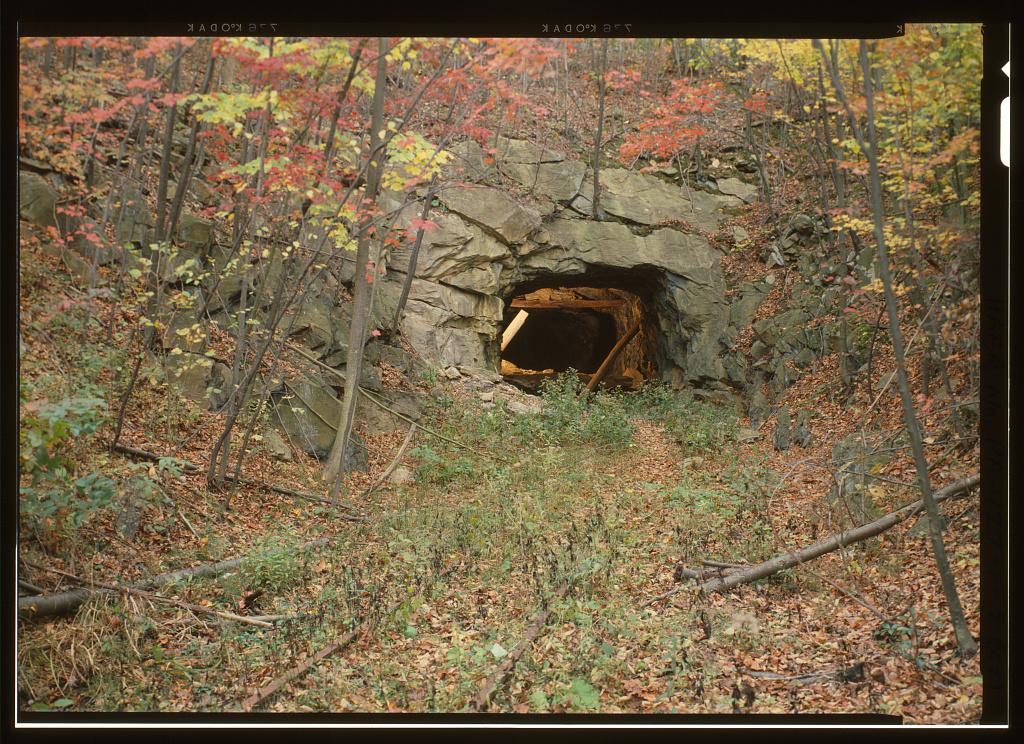 Sideling Hill Tunnel West Portal