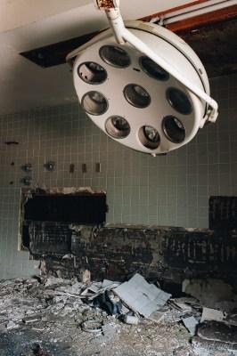 Hayswood Hospital Surgical Lights