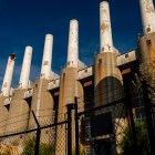 A view of the Power Plant Building 401-2 in 2007.