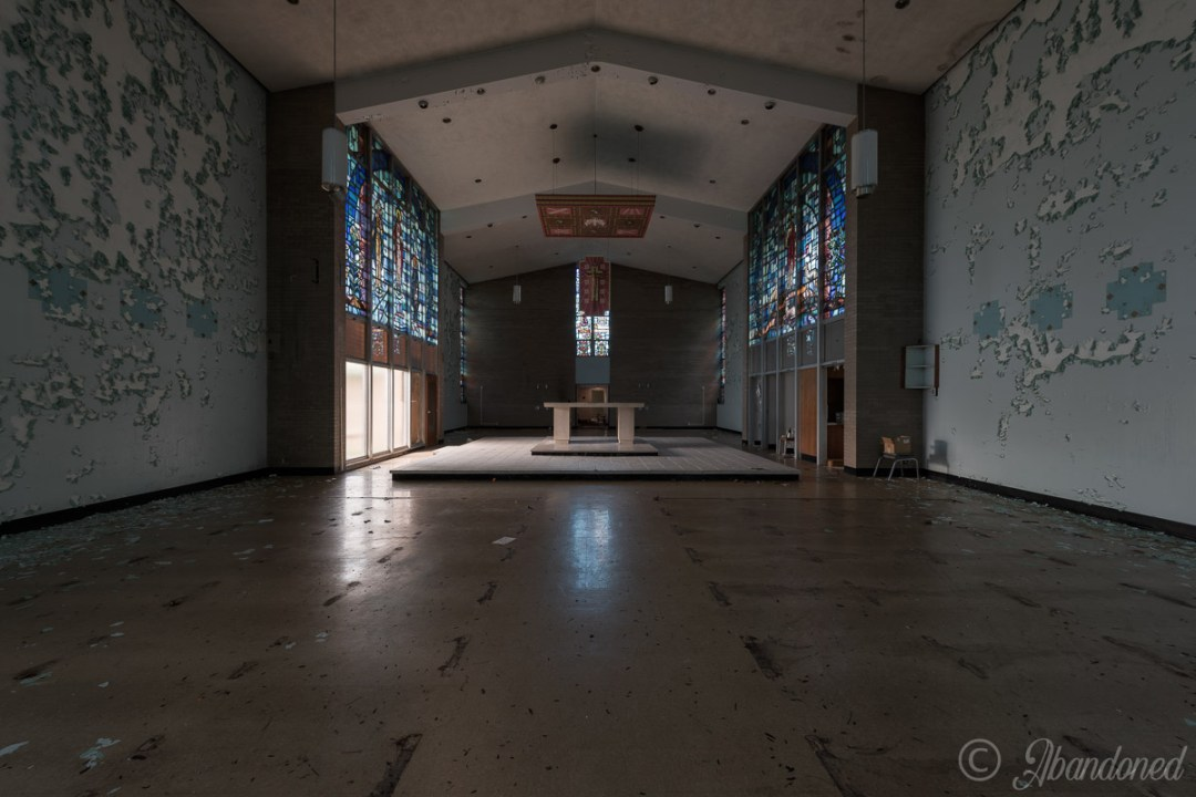 Gilmary Catholic Retreat Center Convent Chapel
