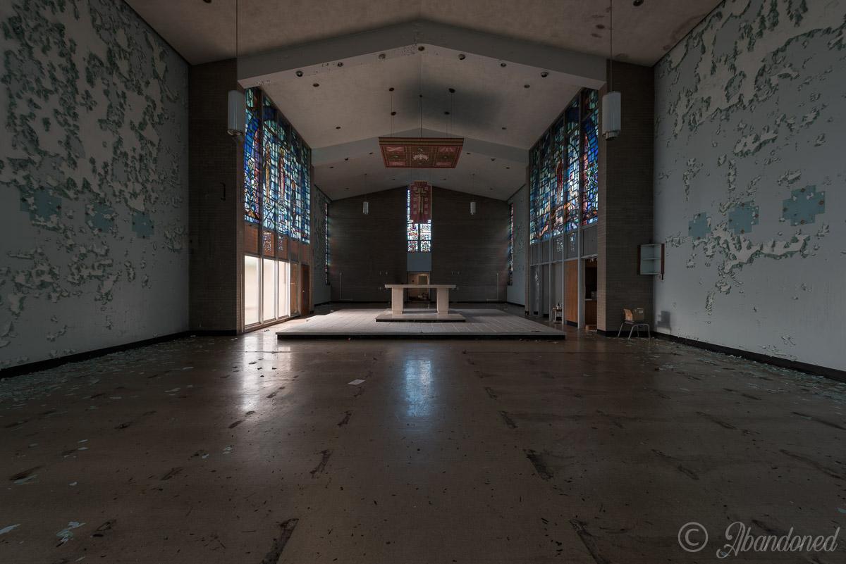 Gilmary Catholic Retreat Center Convent Chapel