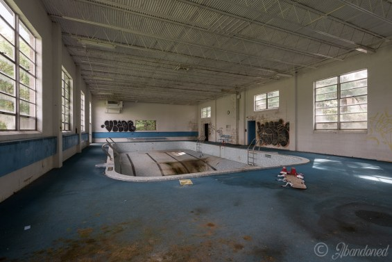 Gilmary Catholic Retreat Center Swimming Pool