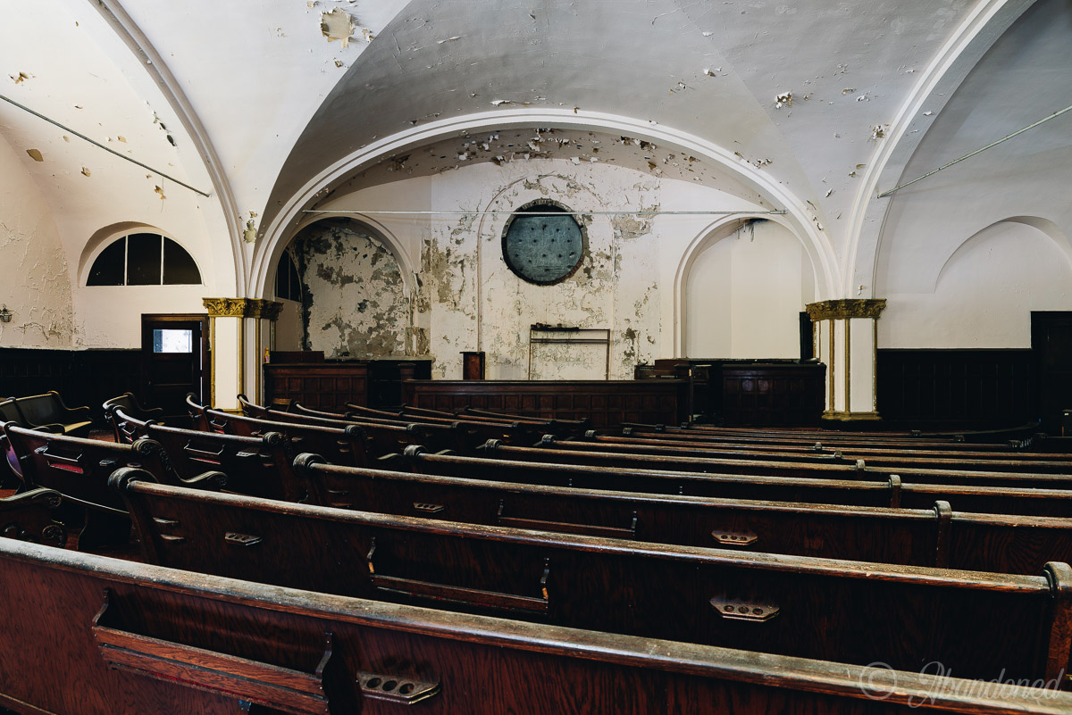 United Brethren Christ Church Sanctuary