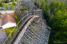 Silver Comet Roller Coaster