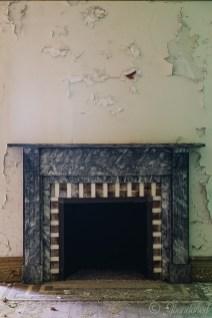 Poplar Hill Fireplace