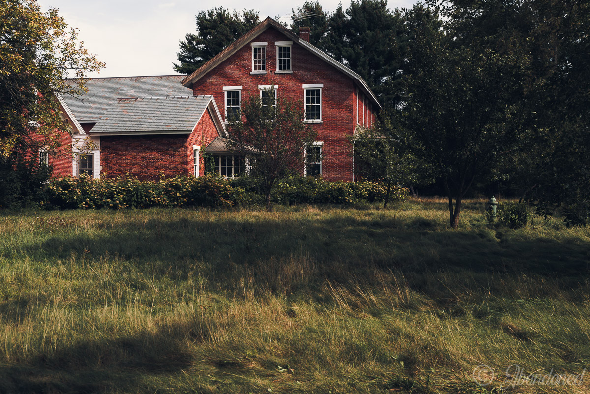 Essex County Home and Farm Home Building and Milk Building / Dry Store Building