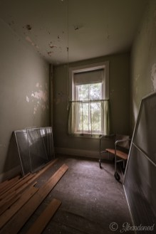 Essex County Home and Farm Infirmary Building Interior