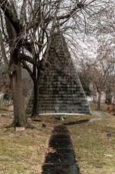 Oakwood Cemetery Comfort Tyler Mausoleum