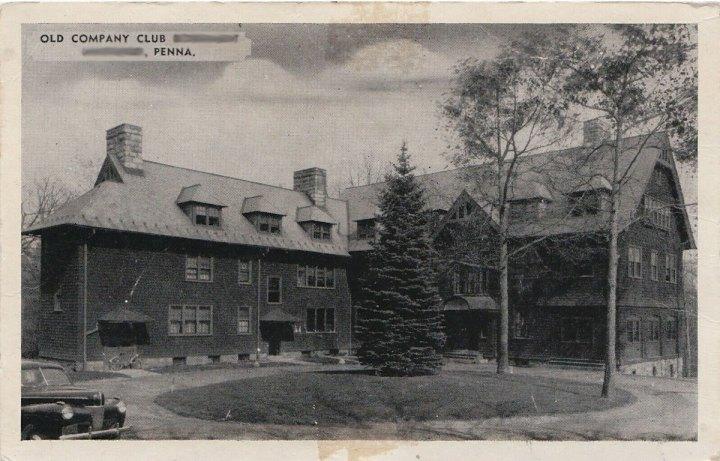 Old Company Club