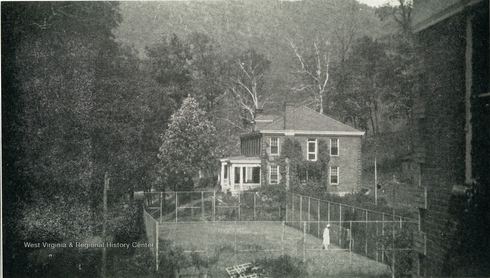 McKendree Hospital Nurses Home c. 1930
