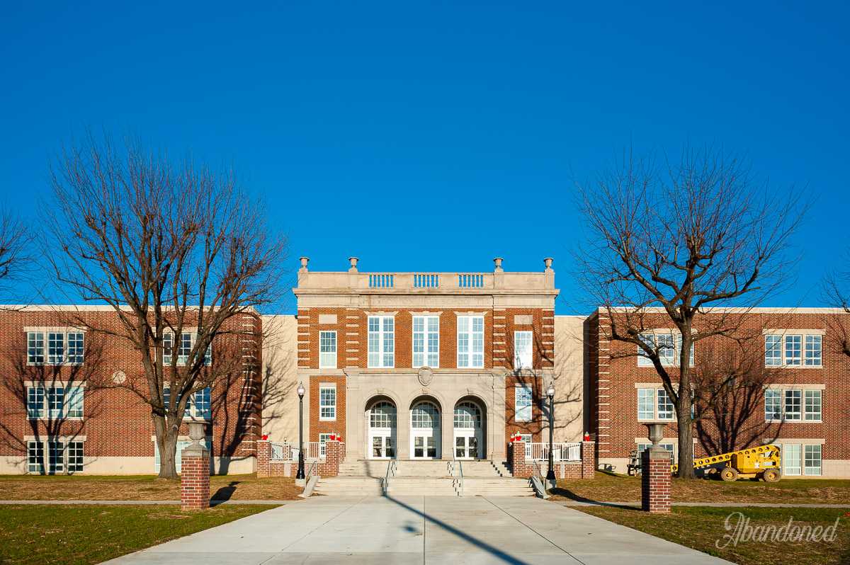 Ironton High School