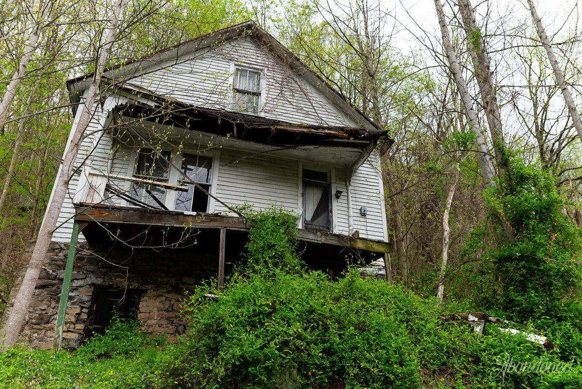 May Bagoski House in Thurmond