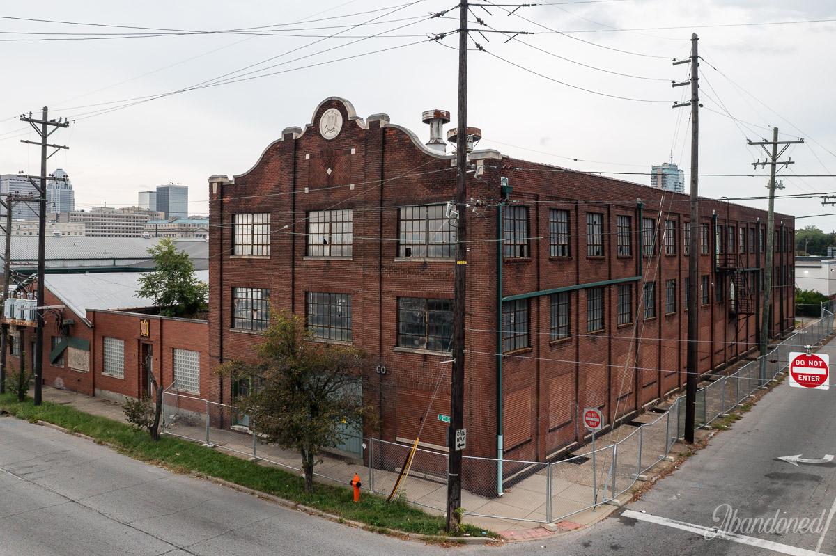 Columbia Mantel Company