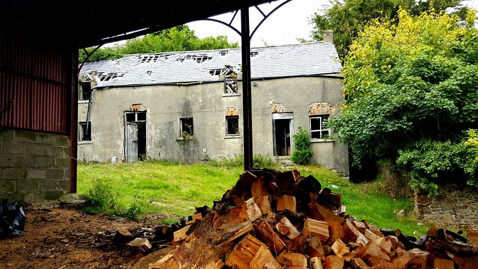 Derelict Windgate Farm, Co. Wicklow, Ireland – Derelict World Photography - Lainey Quinn