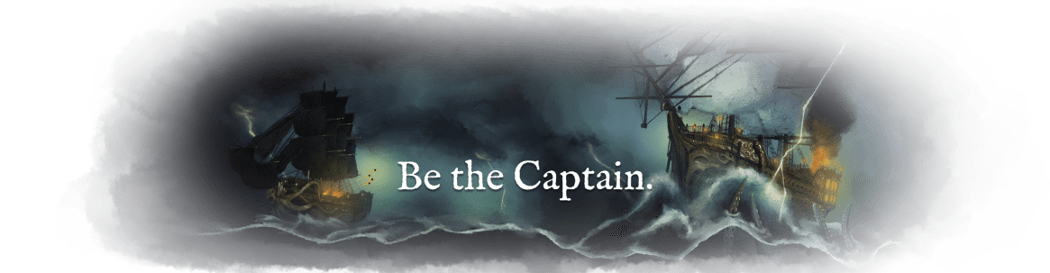 Be the Captain