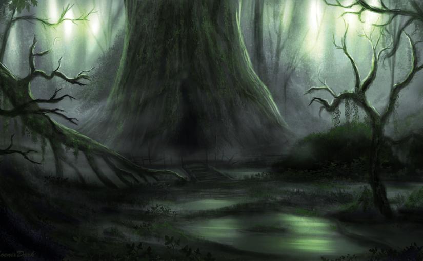 The Dark Swamp Metaphor