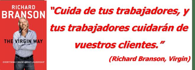 7 Claves Del Servicio Al Cliente De Virgin, Según Richard Branson, Fundador Y Autor De