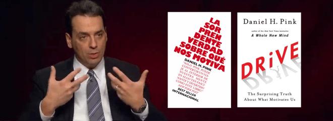 """Claves Para Una Motivación Eficaz, Con Daniel Pink, Autor De """"La Sorprendente Verdad Sobre Qué Nos Motiva"""""""