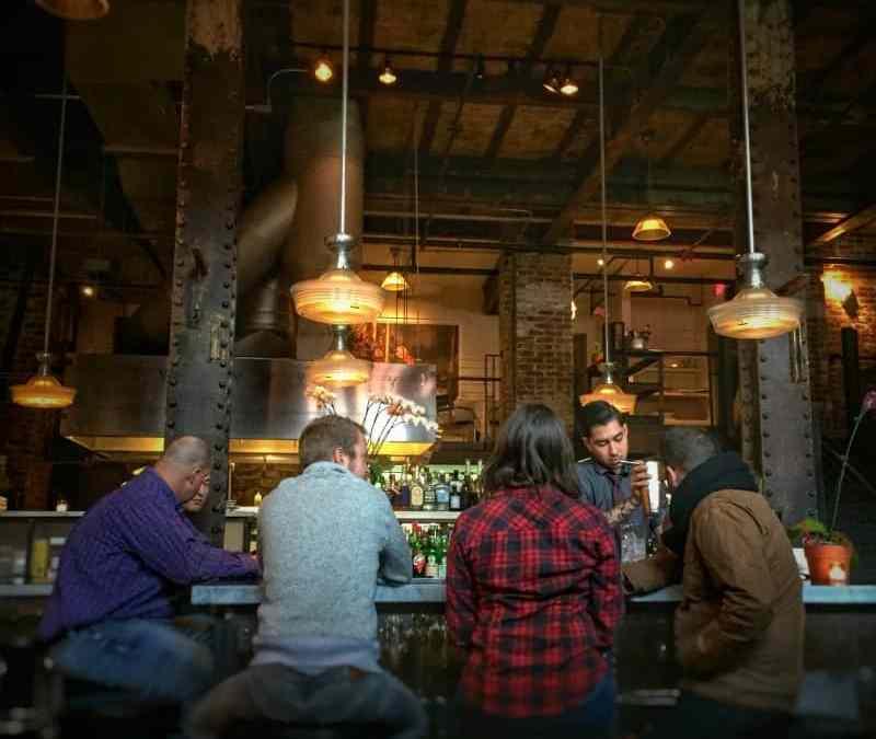 Bar Décor: It's what's inside that Counts