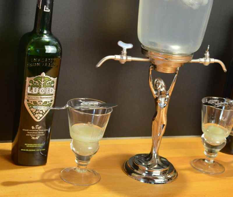 Embracing Absinthe: A Free Seminar in Partnership with Lucid Absinthe