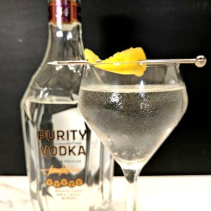 Purity Vodka Martini