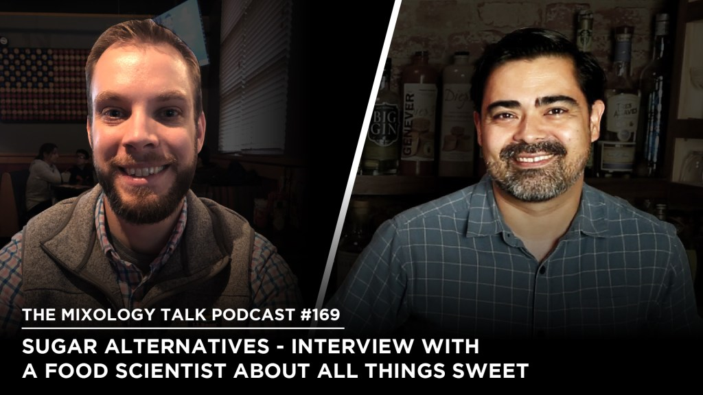 Sugar alternatives - Interview with a food scientist about all things sweet