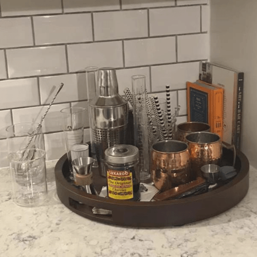 Home Bar Inspiration: 21 Real Bars from Craft Cocktail Club Members