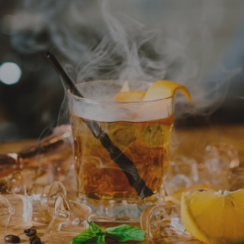 Smoked Cocktails and The Spirit of Innovation