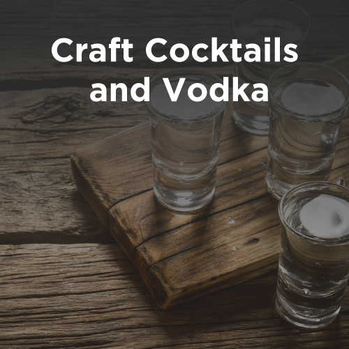 Craft Cocktails and Vodka, an Interview with H. Joseph Ehrmann