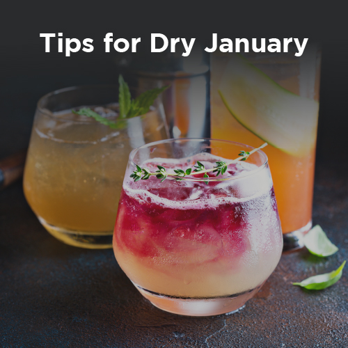 Tips for Dry January, an interview with Chris Becker of Better Rhodes