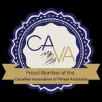 Logo of Canadian Association of Virtual Assistants