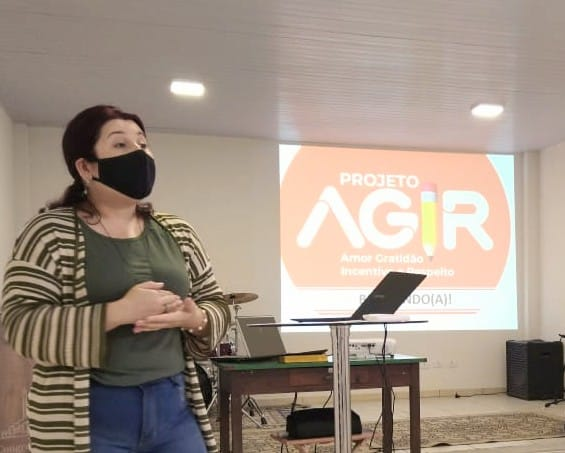 Projeto AGIR