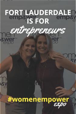 Fort Lauderdale is for Entrepreneurs