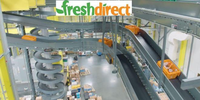 Fresh Direct Office Nyc