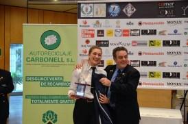 Campeona en jovenes Ursula Truyols