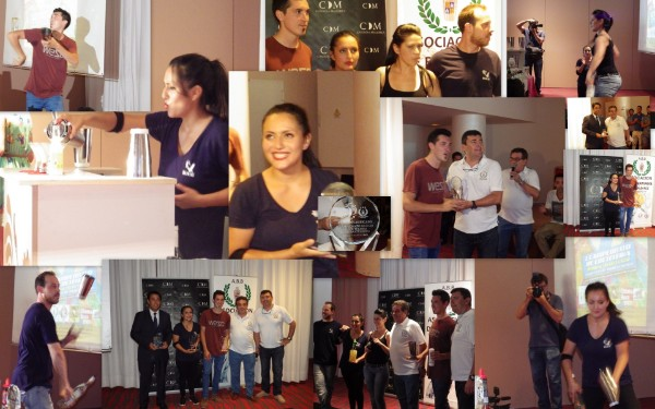 Gabriela Tandazo campeona del 1er Campeonato Balear de Flair