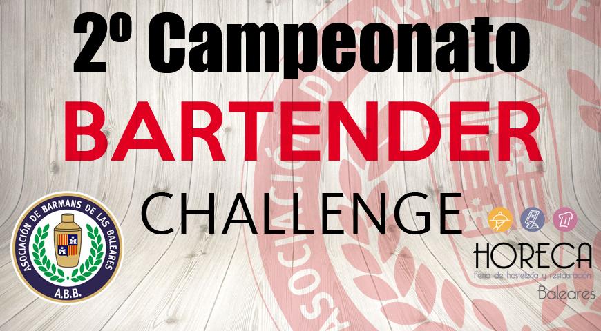 II Bartender Challenge