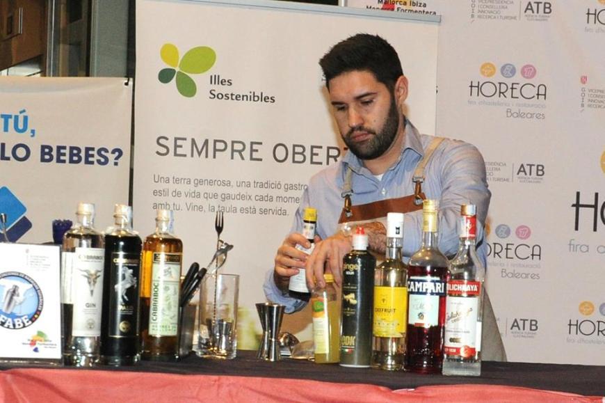 Javi Pont gran campeón del II Bartender Challenge