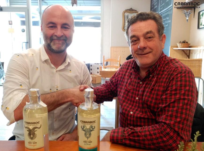 Cabraboc renueva su acuerdo con la Asociación de Barmans de Baleares