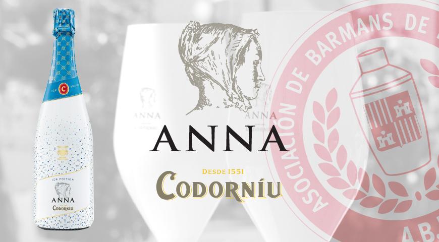 ANNA de Codorniu Ice Edition será el cava oficial del LXV Campeonato de Coctelería de Baleares