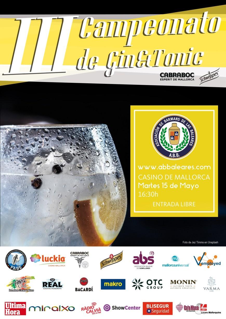 II Campeonato de Gin&Tonic - Cabraboc & Schweppes