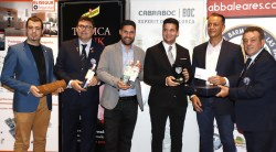Lucas do Prado campeón del III Campeonato de Gin&Tonics