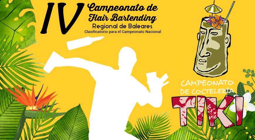 La ABB convoca el IV Campeonato de Flair y el 1er Campeonato de TIKI