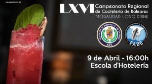 LXVI Campeonato Balear de Coctelería