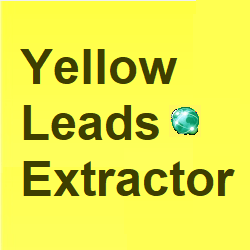 Yellow Leads Extractor 5.9.0 With Patch