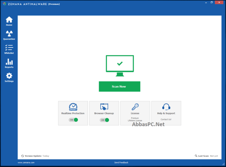 Zemana AntiMalware Premium License Key