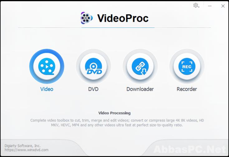VideoProc Registration Code