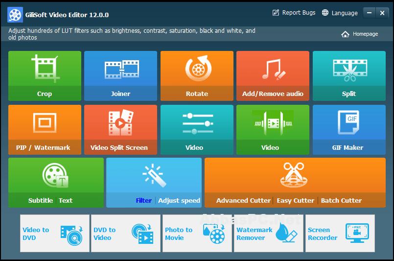 GiliSoft Video Editor 1 PC Lifetime License