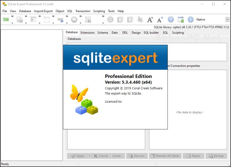 SQLite Expert Professional License Key Download