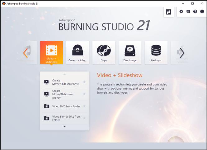 Ashampoo Burning Studio License Key Download